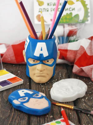 Набор для творчества Нашы майстры Супергерой / H17