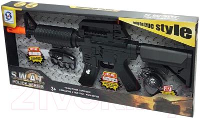 Автомат игрушечный Maya Toys Полицейский патруль / H852
