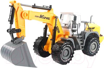 Экскаватор игрушечный Hengheng H998-6