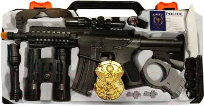 Игровой набор полицейского Maya Toys Полицейский патруль / HSY-054