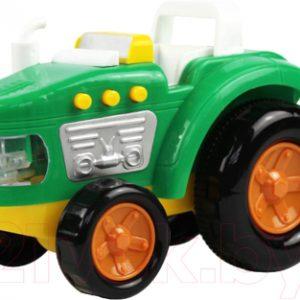 Трактор игрушечный Huada Фермер Том / HWA1355866