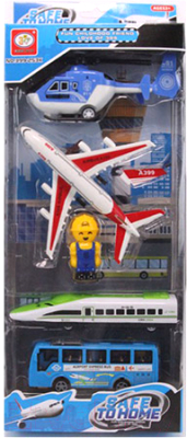 Набор игрушечной техники Huada Аэропорт / HWA1408387