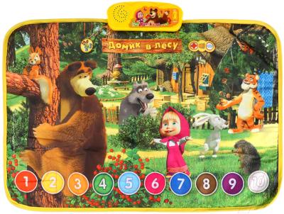 Развивающая игрушка Умка Маша И Медведь. Домик в лесу / HX1803-R2