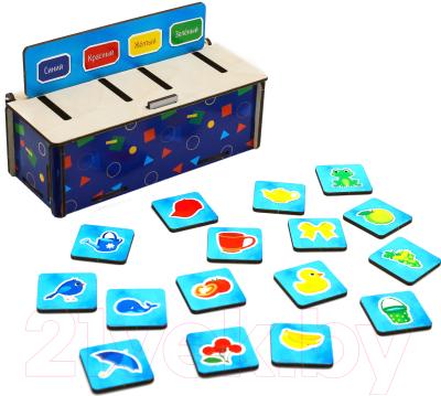 Развивающая игрушка Мастер игрушек Цветофор / IG0279