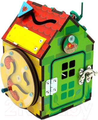 Развивающая игрушка Мастер игрушек Бизи-домик / IG0289