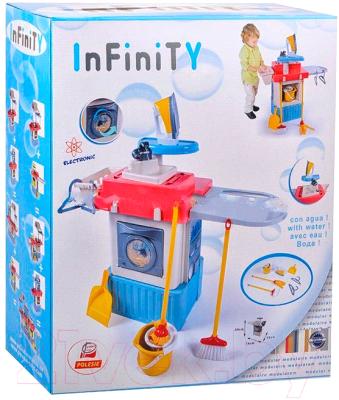 Комплект бытовой техники игрушечный Полесье Infinity Premium №1 / 42330