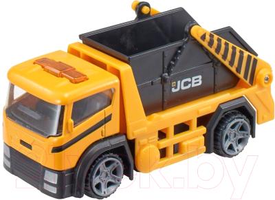 Автомобиль игрушечный Teamsterz Грузовик JCB Street Kingz / 1417077