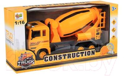 Бетономешалка игрушечная Toys Строительная техника / JS598-8