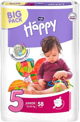 Подгузники детские Bella Baby Happy Junior 12-25кг