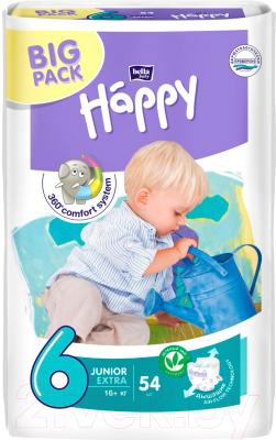 Подгузники детские Bella Baby Happy Junior Extra 16+кг