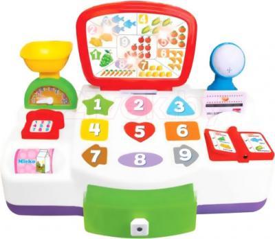 Развивающая игрушка Kiddieland Кассовый аппарат (048108)