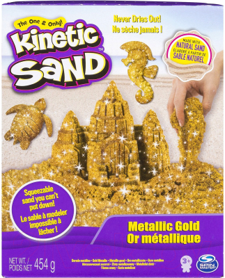Кинетический песок Spin Master Kinetic Sand / 6026411