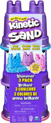 Кинетический песок Spin Master Kinetic Sand. Мерцание / 6053520