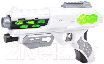Бластер игрушечный Xiankai Пистолет / KT118-12