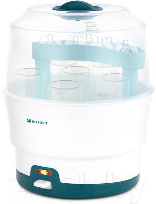 Стерилизатор для бутылочек Kitfort KT-2315