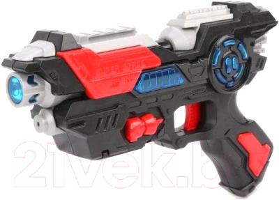 Бластер игрушечный Aurora Toys Пистолет / KT8881-F1