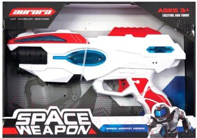 Бластер игрушечный Aurora Toys Пистолет / KT8882-1