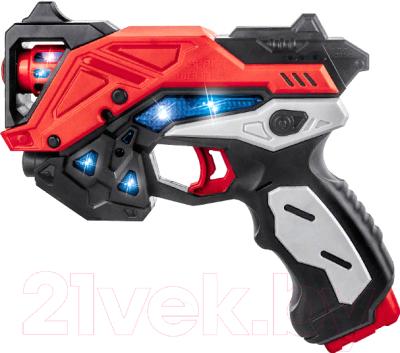 Бластер игрушечный Aurora Toys Пистолет / KT8889-F13