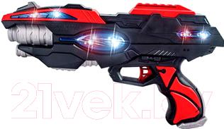 Бластер игрушечный Aurora Toys Пистолет / KT8889-F19