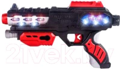Бластер игрушечный Aurora Toys Пистолет / KT8889-F20