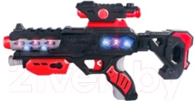 Бластер игрушечный Aurora Toys Пистолет / KT8889-F21