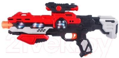 Бластер игрушечный Aurora Toys Пистолет / KT8889-F51