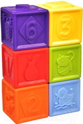 Развивающая игрушка Fancy Кубики / KUB60-06