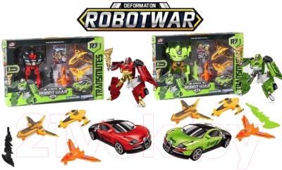 Робот-трансформер Ziyu Toys L010-A31