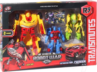 Робот-трансформер Ziyu Toys L010-A32