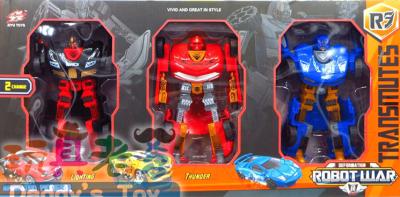 Робот-трансформер Ziyu Toys L010-A33