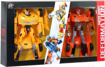 Робот-трансформер Ziyu Toys L010-A34