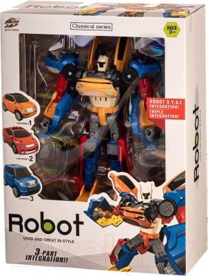 Робот-трансформер Ziyu Toys L015-48A