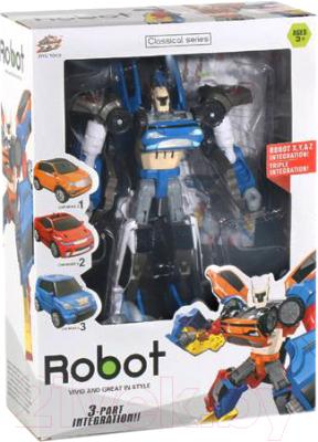 Робот-трансформер Ziyu Toys L015-49A