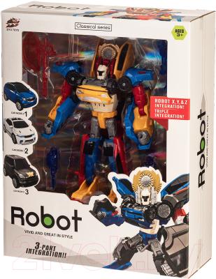 Робот-трансформер Ziyu Toys L015-50A