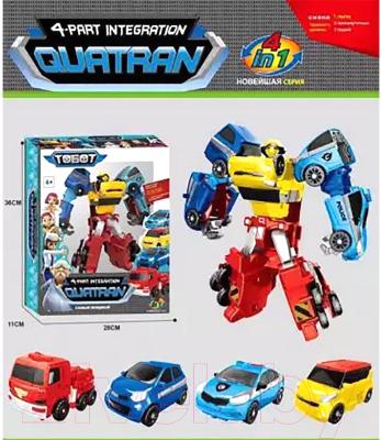 Робот-трансформер Ziyu Toys L015-54B