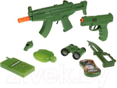 Игровой набор военного Симбат Набор оружия / L239-H40008