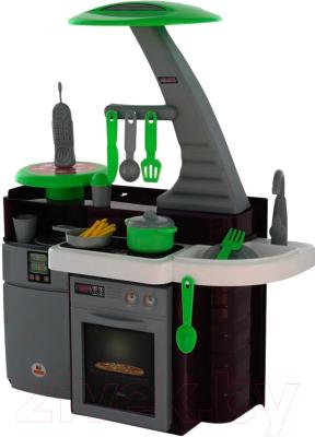 Детская кухня Полесье Laura с варочной панелью / 49896