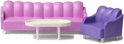 Комплект аксессуаров для кукольного домика Lundby Базовый набор для гостиной / LB-60305400