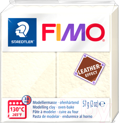 Полимерная глина Fimo Leather-Effect 8010 CA72