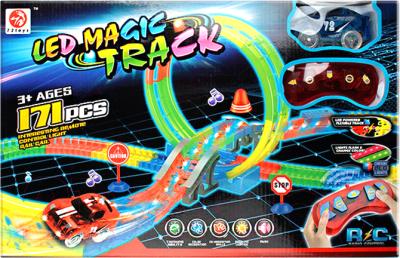 Автотрек Darvish Led Magic / DV-T-2584