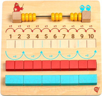 Развивающая игра МДИ Начальная математика / LL251