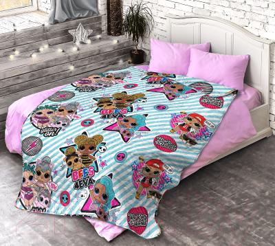 Комплект постельный в кроватку Непоседа L.O.L. Surprise! Stars / 646852
