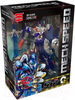 Робот-трансформер Machine Boy LX601