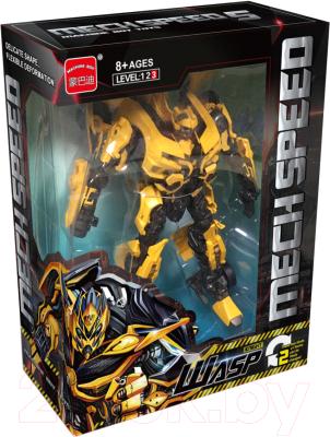 Робот-трансформер Machine Boy LX602