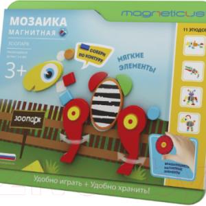 Развивающая игрушка Magneticus Зоопарк / MС-003