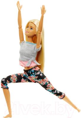 Кукла Barbie Made to move. Йога / FTG80/FTG81