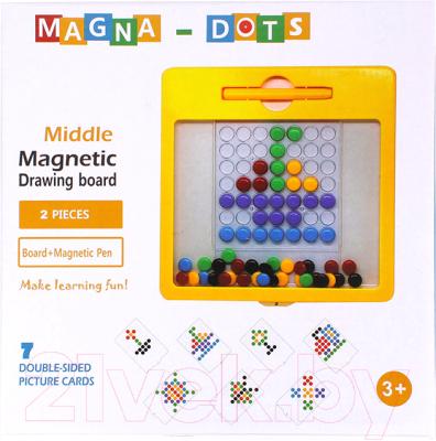 Развивающая игра Darvish Magna-Dots / DV-T-2476