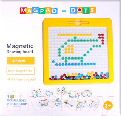 Развивающая игра Darvish Magpad dots / DV-T-2477