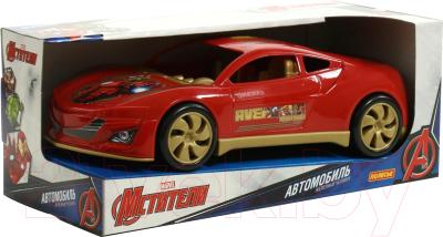 Автомобиль игрушечный Полесье Marvel. Мстители - Железный Человек / 71217