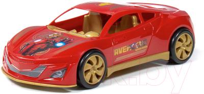 Автомобиль игрушечный Полесье Marvel. Мстители - Железный человек / 78759